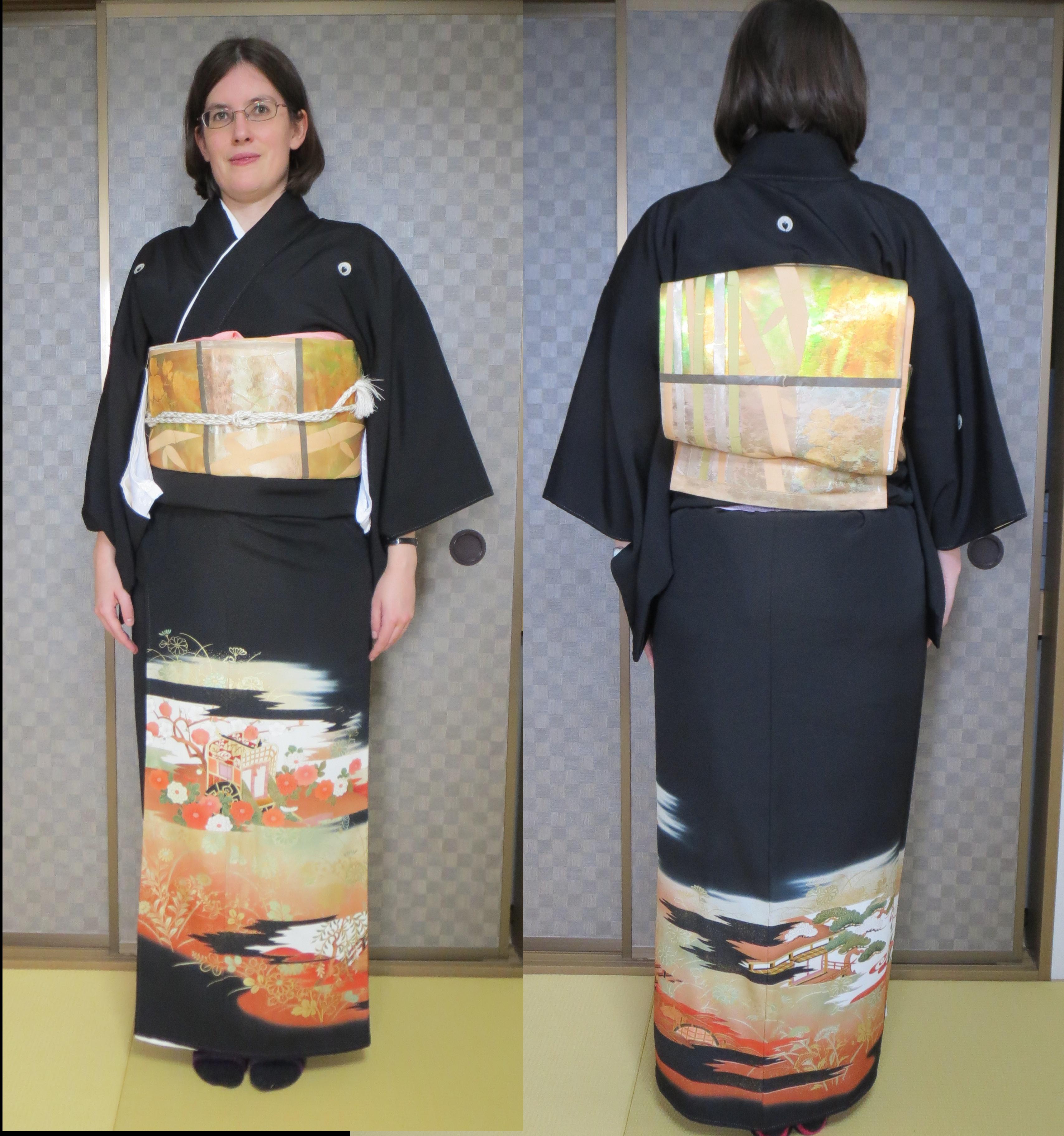 renshuu diary | Ready, Set, Kimono!